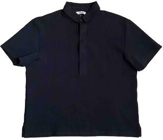 Valentino Navy Cotton Polo shirts