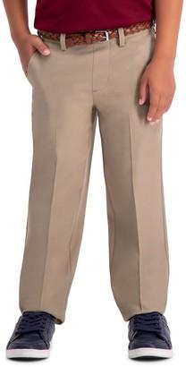 Haggar Boys 4-7 Cool 18 Pro Pants