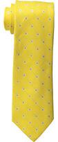 Tommy Hilfiger Linen Flower Dot Tie