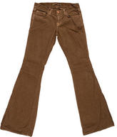 J Brand Corduroy Flared Jeans w/ Tags