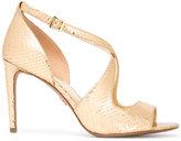 MICHAEL Michael Kors textured sandals - women - Leather - 6