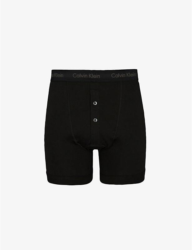 25b5a7fe43fb7 Calvin Klein Slim Fit Boxers - ShopStyle UK
