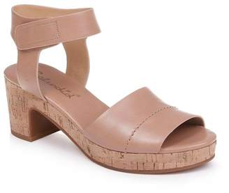 Splendid Thatcher Platform Ankle Strap Sandal