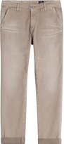 AG Adriano Goldschmied Caden Cropped Chinos