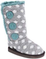 Muk Luks Malena Girls Boots - Little Kids