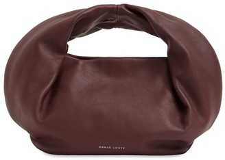Danse Lente Lola Smooth Leather Top Handle Bag