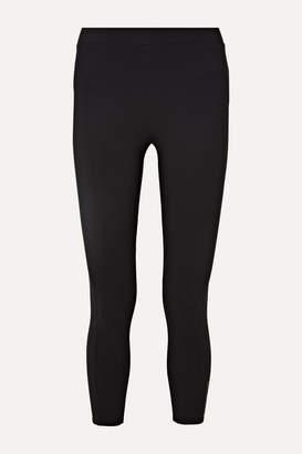 Moncler Stretch Leggings - Black