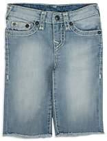 True Religion Boys' Geno Super T Shorts - Little Kid