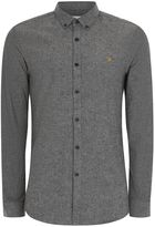Topman FARAH Grey 'Steen' Shirt