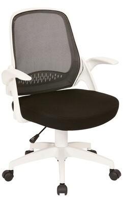 Ebern Designs Fordville Mesh Task Chair Upholstery Color: Black