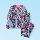 Monster High Little Girls' 2-Piece Thermal Pyjama Set