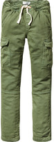 Scotch & Soda Drawstring Cargo Pants