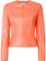 Michael Kors fitted jacket