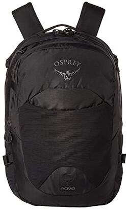Osprey Nova (Black) Backpack Bags