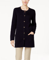 Charter Club Duster Cardigan, Only at Macy's