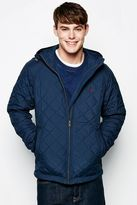 Silton Quilted Nylon Rain Jacket