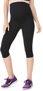 Ingrid & Isabel Cropped Active Maternity Leggings