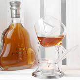 TheLittleBoysRoom Personalised Brandy Warmer Set