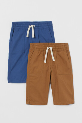 H&M 2-pack Clamdiggers