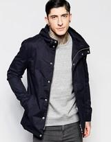Minimum Padded Hooded Jacket