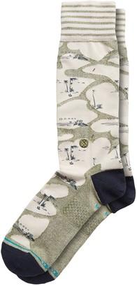 Stance | Isle Tropics Crew Sock