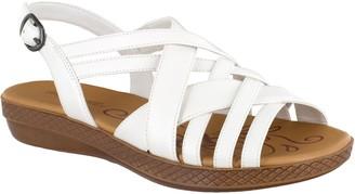 Easy Street Shoes Slingback Sandals - Jasmine