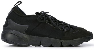 Comme des Garcons Lace-Up Sneakers