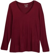 Joe Fresh Long Sleeve V-Neck Tee