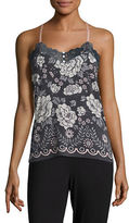 Pj Salvage Printed Knit Cami