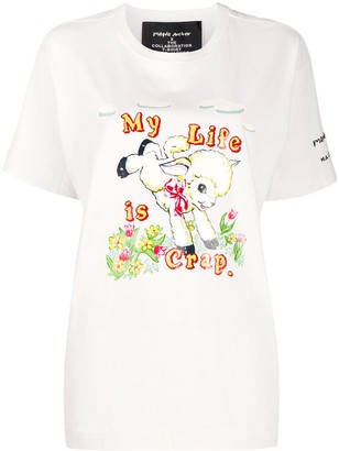 Marc Jacobs Magda Archer graphic T-shirt