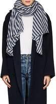Botto Giuseppe Women's Striped Cashmere Twill Scarf