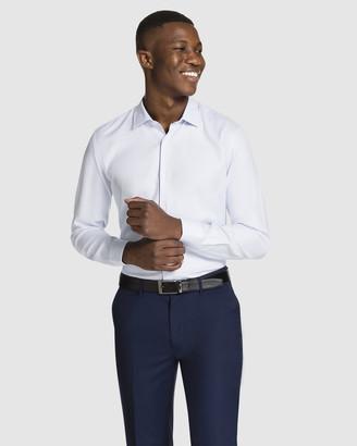 yd. Aramac Slim Fit Dress Shirt
