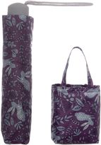 totes Hare Print Umbrella with Shopper