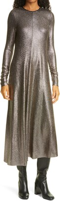 Forte Forte Long Sleeve Jersey Dress