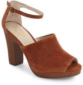Seychelles Ankle Strap Platform Sandal