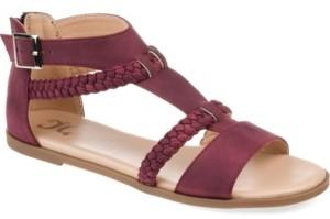 Journee Collection Women's Comfort Florence Sandals Women's Shoes