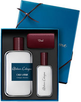 Atelier Cologne Oud Saphir Cologne Absolue, 200 mL with Personalized Travel Spray, 30 mL