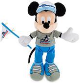 Disney Mickey Mouse Plush - Magic Kingdom 45th Anniversary - Small - 9''
