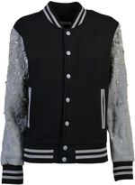 Cotton Bomber Jacket - ShopStyle