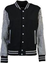 Cotton Bomber Jacket - ShopStyle