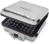 Cuisinart Breakfast Central 4 Slice Belgian Waffle and Pancake Maker - Stainless Steel WAF-300