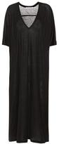 Acne Studios Kendra cotton V-neck dress