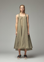 Issey Miyake Women's Air Dress in Grey Size 2