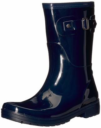Kenneth Cole Reaction Women's Rain Buckle Rain Boot