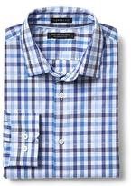 Banana Republic Camden-Fit Supima Cotton Check Shirt
