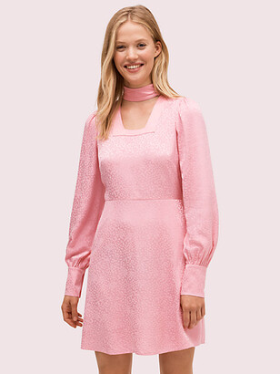 Kate Spade Fluid Jacquard Dress