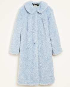 Bellerose Edward Hopper Coat - Size 0 UK6