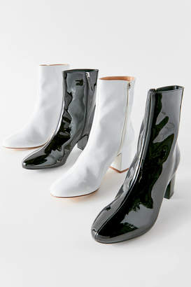 Urban Outfitters Alana Patent Faux Leather Boot