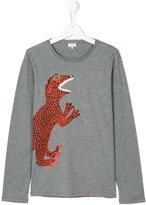 Paul Smith T-rex print T-shirt