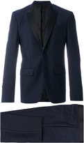 Givenchy contrast lapel two piece suit - men - Silk/Cotton/Polyester/Wool - 50